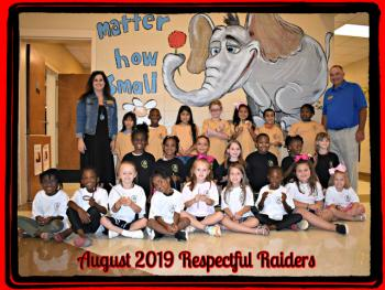 Thumbnail Image for Article August Respectful Raiders