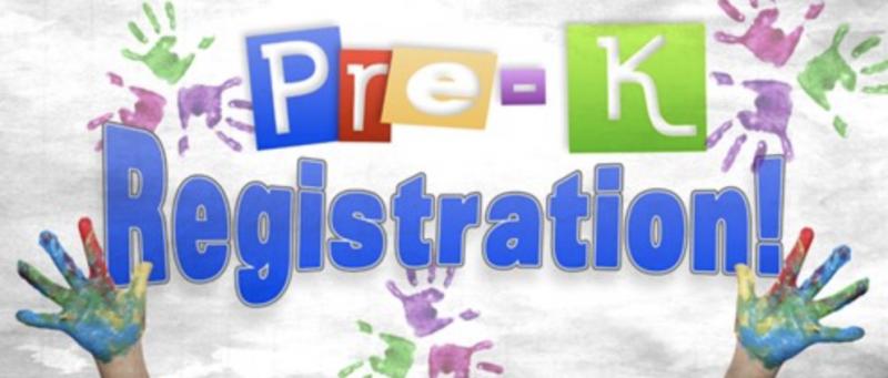2021-2022 Pre-K Registration