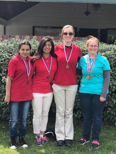 North Hopkins Girls Golf 2018