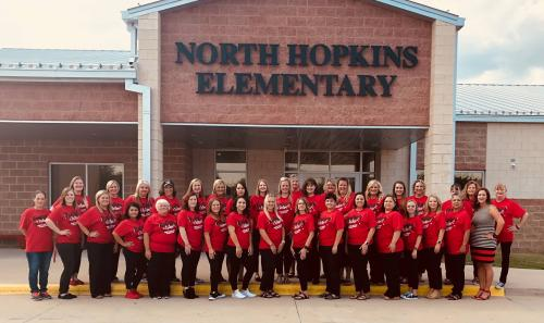 2018-2019 Elementary Faculty & Staff