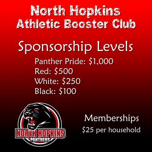 Booster Club Info