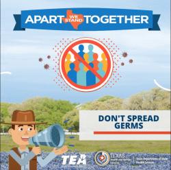 TEA Public Health Campaign April 4, 2020