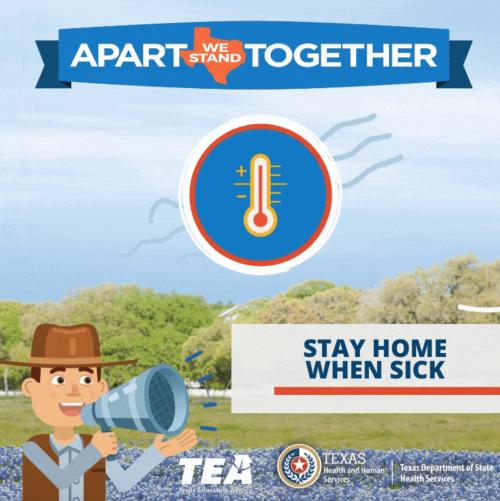 TEA Public Health Campaign April 5, 2020