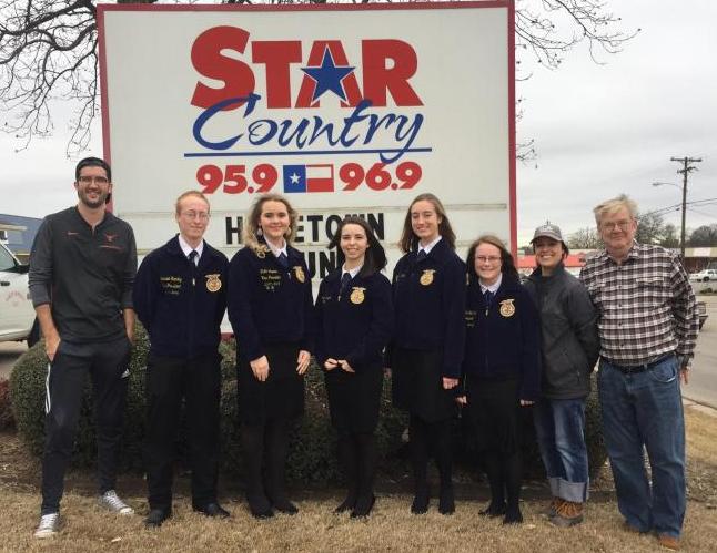 North Hopkins FFA at Star Country