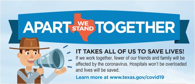 TEA Public Health Campaign April 8, 2020