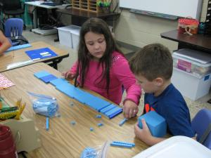 Place Value and Partner Work.