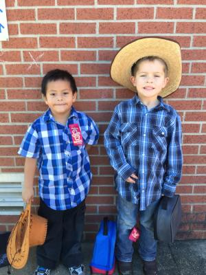 Cowboy Day for Red Ribbon Week