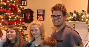 Aubrey, Kennedy, Ethan Christmas 2016