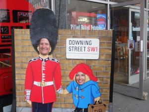 Fun Times in London
