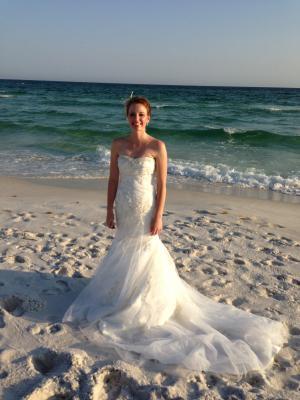 Susie's Beach Wedding