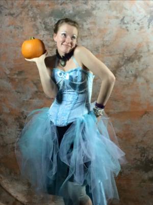 Susie as Cinderella