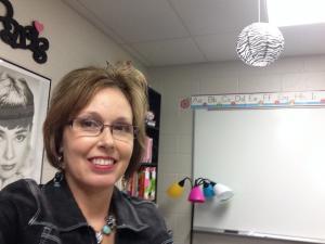 My Selfie in my Classroom