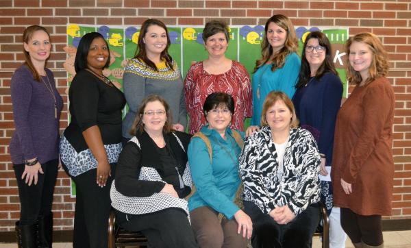 Picture of Kindergarten Faculty