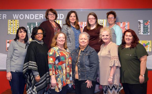 picture of second grade faculty