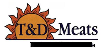 TD Meats Logo