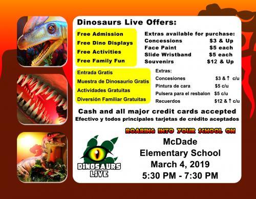 Dino info
