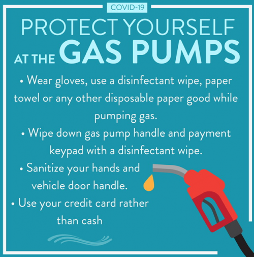 Be Safe at the Gas Pump