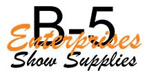 B-5 Enterprises  Logo
