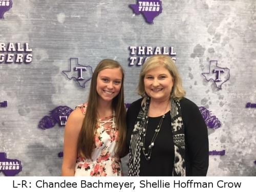 TACS SCholarship Chandee Bachmeyer