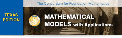 Math Models Curriculum