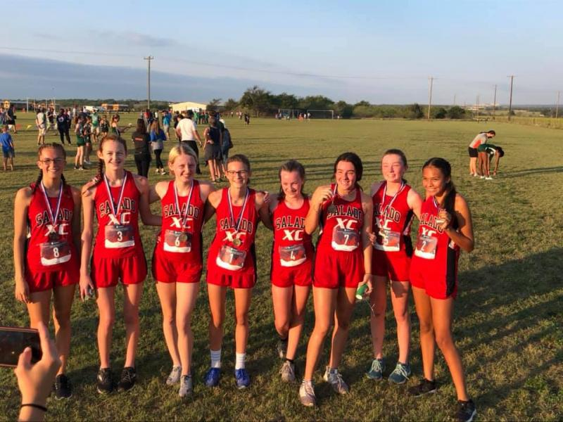 Cross Country Wins 3 of 4 divisions!