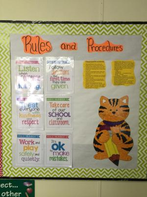 Rules and Procedures Board