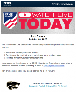 Watch Live Today