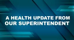 From the Superintendent - Coronavirus Update