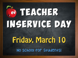Teacher Inservice Day