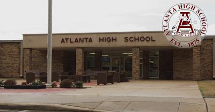 Landscape View facing Atlanta High School
