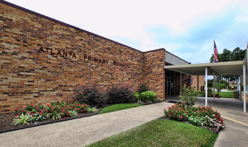 Landscape View facing Atlanta Primary School