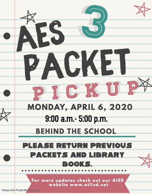 AES 3rd packet