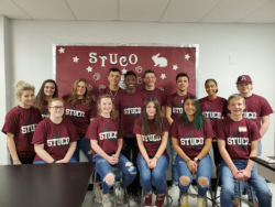 AHS Student Council Receives Sweepstakes Award at District 19 Spring Forum