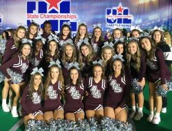 AHS Cheerleaders Compete at UIL State Spirit Championship