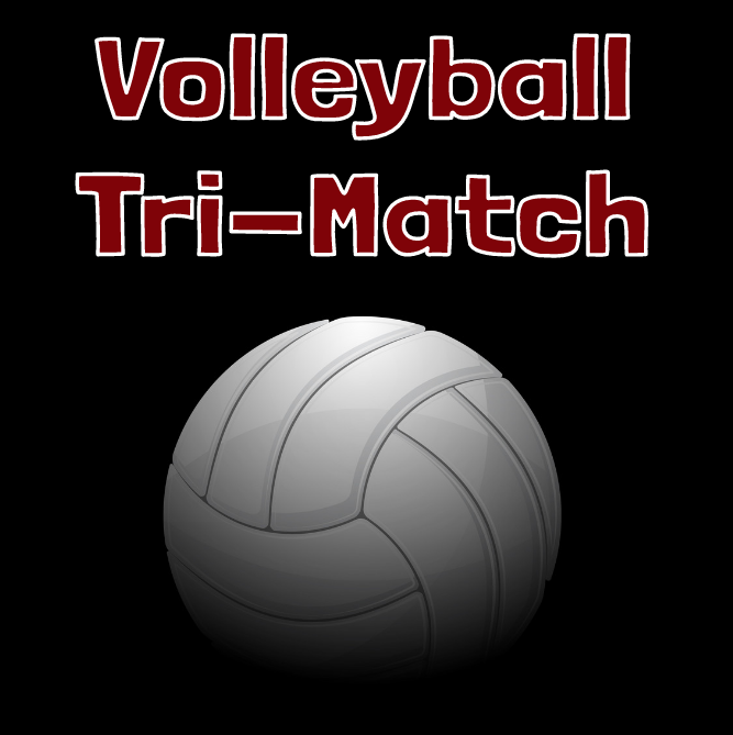 AHS Hosts Volleyball Tri-Match - Friday, March 19