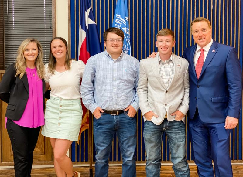 AHS Accounting Team Named National Winners of the Capitol Hill Challenge