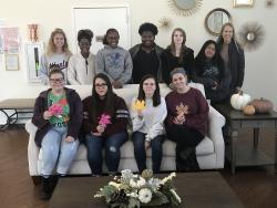 AHS Art Students Visit Wesley House