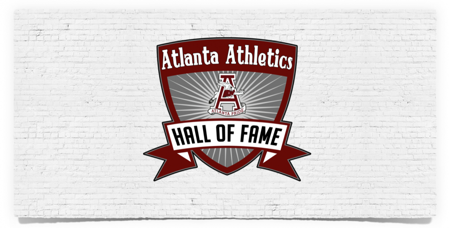 Atlanta Athletics Hall of Fame logo