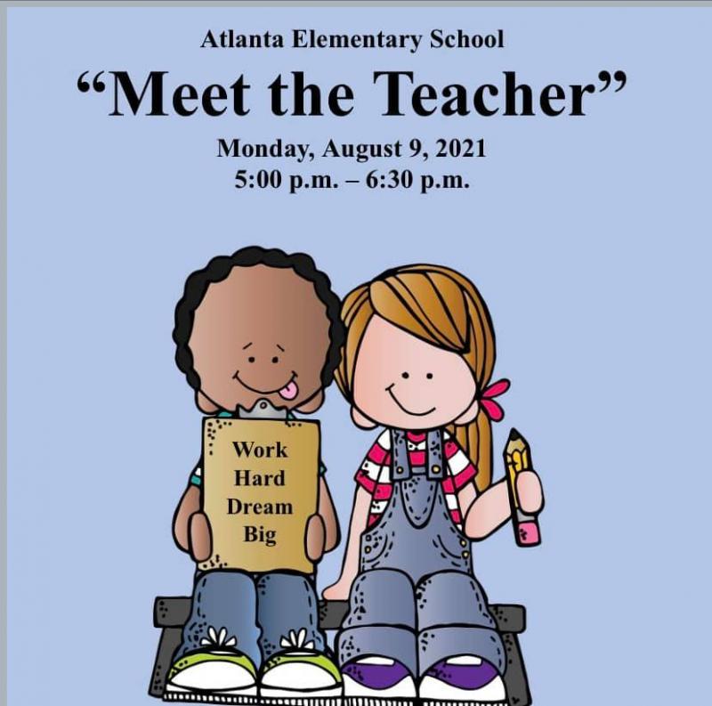 AES Meet the Teacher - August 9, 2021