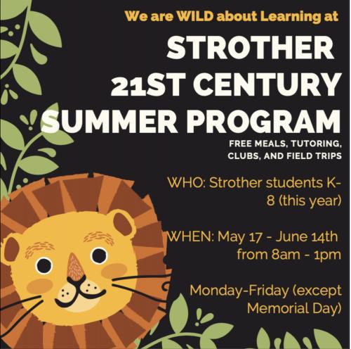 21st CCLC Summer Program
