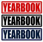 2020 Yearbook Information