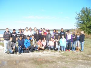 Field Trip to Sequoyah National Wildlife Refuge