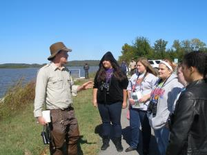 Learning from the wildlife biologist