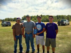 Sequayah County Trap Shoot