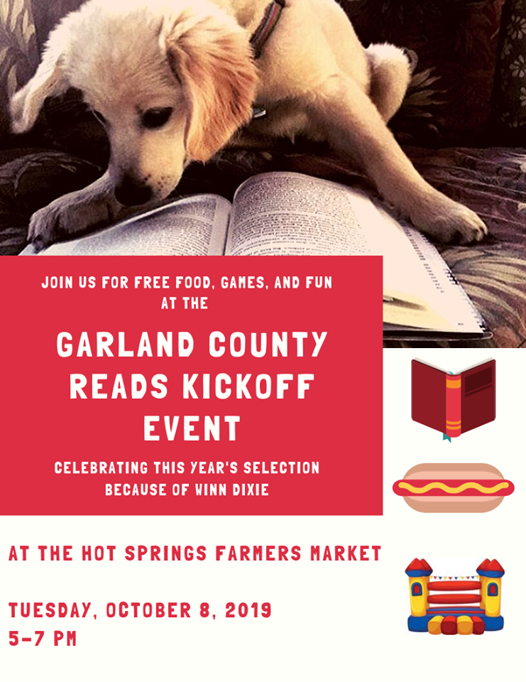 Garland County Reads