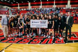 Lady Raiders to play in 5A State Championship Game