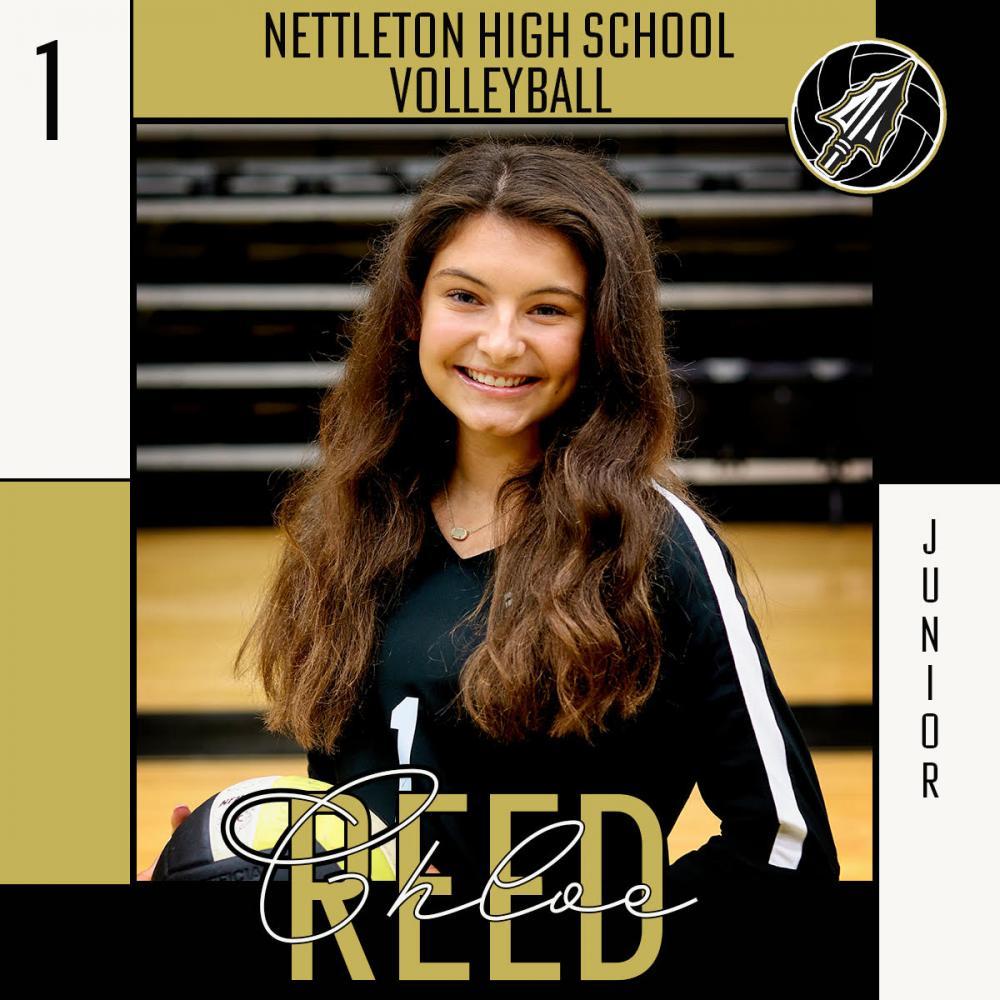Congratulations Chloe Reed