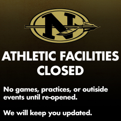 Nettleton Athletic Facilities Closed