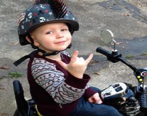 My biker buddy