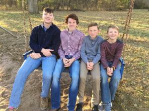 The Oklahoma Crew